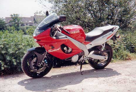 Thundercat  on Histomoto Bretagne  Ann  Es 90 Yamaha 600 Yzf Index 6